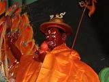 Dorje Shugden at Gaden Monastery, Tibet