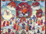 A lovely print that used to be available at Manjushri Centre in England
