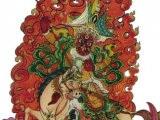 Kache Marpo who is one in nature with Hayagriva