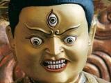 This is Dorje Shugden, protector of Brazil!