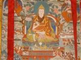 Kyabje Dagom Rinpoche with Kache Marpo