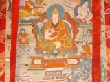 Kyabje Dagom Rinpoche with Vaisravana