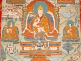 Kyabje Dagom Rinpoche's previous life – Je Sherab Sengey