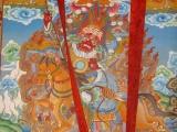 Kache Marpo in Dagom Labrang, Nepal