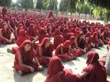 Report from Sera Monastery