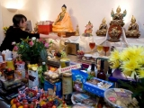 Dorje Shugden shrine in the UK