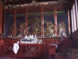 The five lineages of Dorje Shugden at Amarbayasgalant Monastery in Mongolia