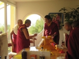 Ven. Rabten Rinpoche's birthday