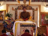 His Eminence Kyabje Trijang Chocktrul Rinpoche