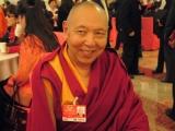 Chamdo Jampa Ling's Jetsun Jampa Khejok Rinpoche
