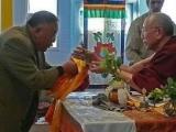 His Eminence Gelek Rinpoche
