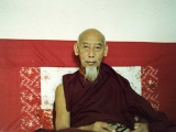 H.H. Zong Rinpoche in Madhayamaka Centre, UK