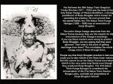 His Holiness the 39th Sakya Trizin Dragshul Trinley Rinchen (1871 – 1936) was the head of the holy Sakya lineage of Tibetan Buddhism, a strong practitioner of Dorje Shugden and is known for spreading the practice. He even proved that his sacred father, the 37th Sakya Trizin Kunga Nyingpo(1850 – 1899) was an emanation of Dorje Shugden.<br/><br/>The entire Sakya lineage descends from the Sakya Trizins because they are the vessels for the transmission of the lineage's teachings. If you say these masters were wrong to practice Dorje Shugden, you are saying that they were ignorant. Then what is the point of getting teachings from them? This invalidates the whole lineage since it flows through them. <br/>People say that Dorje Shugden practice is bad and leads you to take rebirth in the three lower realms. But this cannot be as the Sakya Trizins have taken rebirth in the very same holy family even though they practiced Dorje Shugden. The 37th Sakya Trizin Kunga Nyingpo is considered the reincarnation of the 31st Sakya Trizin Sachen Kunga Lodro, and both are emanations of Dorje Shugden himself.<br/><br/>ས་སྐྱ་ཁྲི་འཛིན་སོ་དགུ་པ་༧སྐྱབས་མགོན་དྲག་ཤུལ་འཕྲིལ་ལས་རིན་ཆེན(༡༨༧༡-༡༩༣༦)མཆོག་ནི་རྡོ་རྗེ་ཤུགས་ལྡན་གྱི་ཉམས་ལེན་ཤུགས་ཆེན་པོ་གནང་ཞིང་རྡོ་རྗེ་ཤུགས་ལྡན་བསྟེན་གསོལ་སྤེལ་མཁན་གྲགས་པ་ཞིག་ཡིན་པ་དང་། ཁོང་ནང་པ་སངས་རྒྱས་པའི་ས་སྐྱ་རིགས་རྒྱུད་ཀྱི་བསྟན་པ་འཛིན་སྐྱོང་དཔལ་སྲུང་གནང་མཁན་གྱི་དབུ་འཛིན་ཞིག་རེད། ཁོང་གི་ཡབ་ཆེན་ས་སྐྱ་ཁྲི་འཛིན་སོ་བདུན་པ་ཀུན་དགའ་སྙིང་པོ(༡༨༥༠-༡༨༩༩)མཆོག་ལ་ཡང་ཁོང་གིས་རྡོ་རྗེ་ཤུགས་ལྡན་གྱི་རྣམ་རོལ་ཡིན་པའི་ཁུངས་སྒྲུབ་གནང་རེད། <br/>ས་སྐྱ་རིགས་རྒྱུད་ཡོངས་རྫོགས་ནི་ས་སྐྱ་ཁྲི་འཛིན་རིགས་རྒྱུད་ནས་འབྱུང་པ་ཡིན། གང་ཡིན་ཟེར་ན། ཁོང་རྣམས་ནི་རིགས་རྒྱུད་འདིའི་བསྟན་པ་འཛིན་སྐྱོང་དཔལ་སྲུང་གནང་མཁན་གྱི་སྙིང་དོན་རེད།<br/><br/>གལ་ཏེ་ཁྱེད་ཀྱིས་སློབ་དཔོན་དེ་དག་རྡོ་རྗེ་ཤུགས་ལྡན་བསྟེན་གསོལ་གནང་པ་དེ་ནོར་བ་རེད་ཟེར་གྱི་ཡོད་ན། ཁྱེད་ཀྱིས་སློབ་དཔོན་དེ་དག་ཤེས་ཡོན་དང་མི་ལྡན་པ་རེད་ཟེར་གྱི་ཡོད། དེ་འདྲ་ཡིན་ན། ཁོང་རྣམས་ནས་གསུངས་ཆོས་ལ་སོགས་ཞུས་དགོས་དོན་གང་ཡིན་ནམ། རིགས་རྒྱུད་ཡོངས་རྫོགས་འདི་ནི་ཁོང་རྣམས་ནས་འབྱུང་བ་ཡིན་