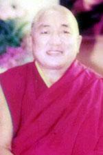 Gyuto Khensur Tenzin Sherab