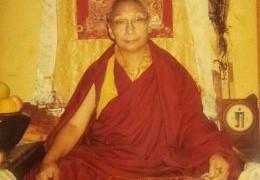 Khensur Ngawang Thekchok