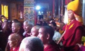 The 20th Denma Gonsar Rinpoche