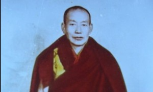 The great 18th Denma Gongsar Rinpoche