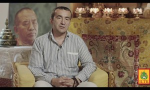 Fabrizio Pallotti, who has previously received teachings from masters such as H.H. Trijang Rinpoche, Zong Rinpoche and Lama Yeshe, who now claims that the Dharma Protector his teachers relied upon is a demon