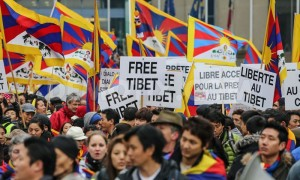 The people of the world supporting the fight for a genuine 'Free Tibet'