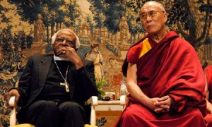 Whenever His Holiness the Dalai Lama and his good friend Archbishop Desmond Tutu meet, it is never in South Africa and at this rate, it looks like it never will be