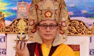 Lodreu Rabsel Rinpoche