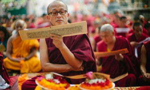 """""""China and Chinese will be the Protector of Buddhism."""" - Dzongsar Khyentse Rinpoche [1]"""