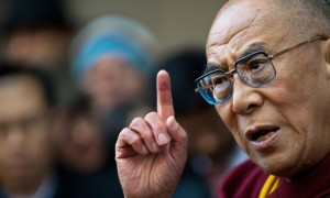 An increasingly beleaguered Dalai Lama is facing an uphill battle to maintain his reputation globally