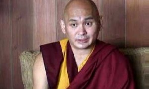 His Holiness the 14th Dalai Lama's emissary, Tenzin Dhonden, has been suspended after claims of corruption and extorting money from sponsors