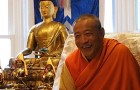 Acharya Zasep Tulku Rinpoche who book debunks CTA lies about Dorje Shugden