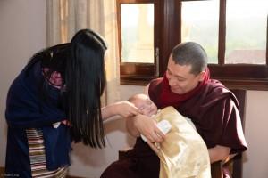 Karmapa'sSonLooksLikeSharmapa