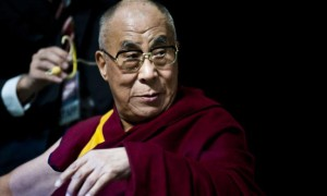 The ageing 14th Dalai Lama whose popularity is waning,  internationally and within his own community